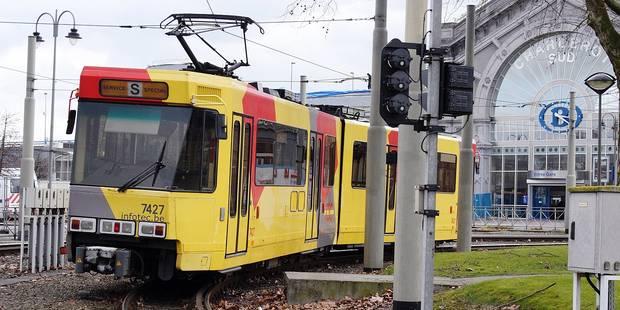 L'extension du métro de Charleroi restera à quai - La DH