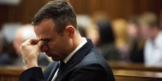 Fin de course pour Pistorius condamné à 6 ans de prison pour meurtre - La DH