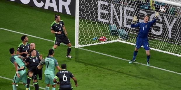 Le Portugal écarte le pays de Galles et file en finale (2-0) - La DH