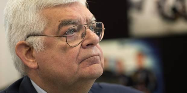 """Le chef de la Défense sortant se retrouve dans la """"vision stratégique"""" du gouvernement - La DH"""