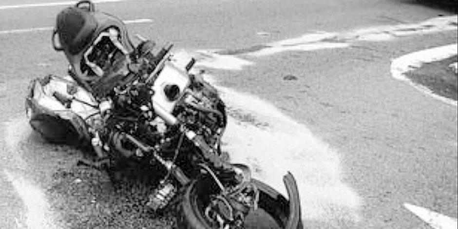 Mauvais entretien des routes: le MET condamné pour la mort d'un motard - La DH