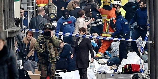 Attentats de Bruxelles: 500.000 euros déjà débloqués par le Fonds d'aide aux victimes - La DH