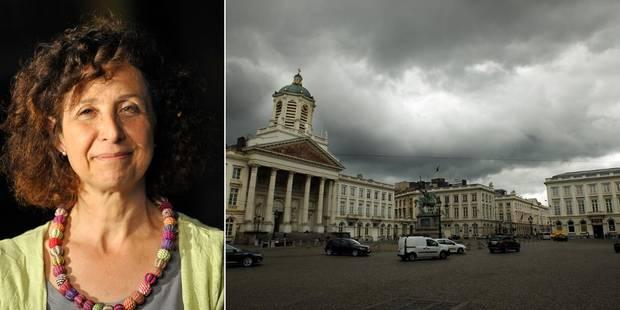 Abandon du semi-piétonnier place Royale: un gâchis selon Marie Nagy (Ecolo) - La DH