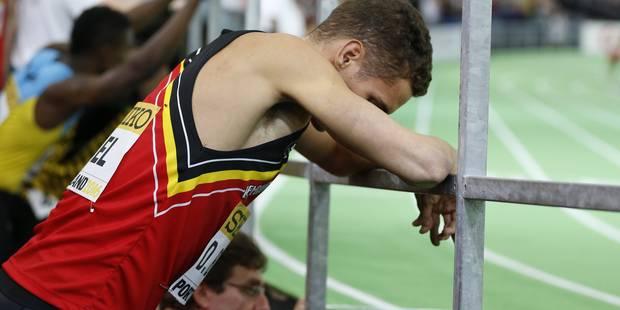 Euro d'athlétisme: Kevin Borlée 4e de la finale de l'Euro sur 400m en 45.60 - La DH
