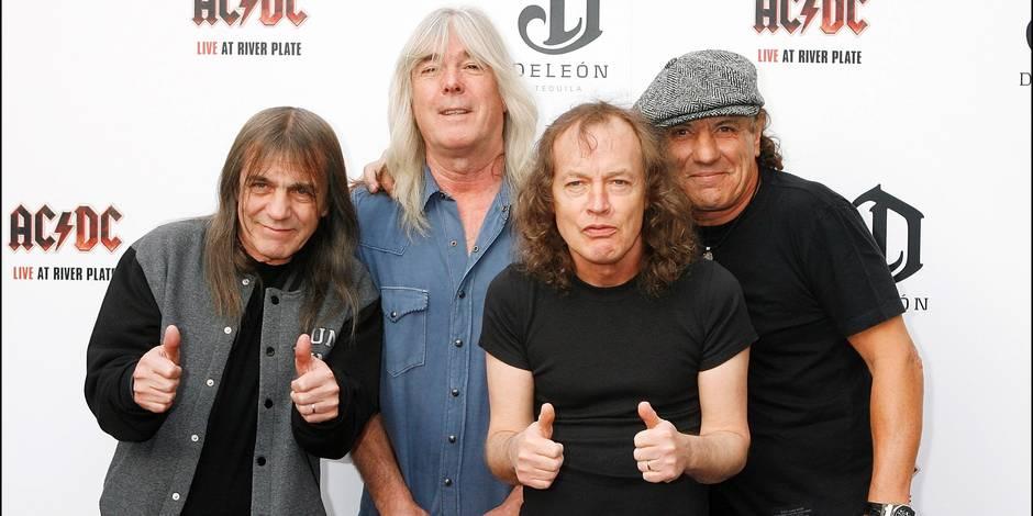 L'avenir d'AC/DC menacé après un nouveau départ