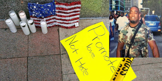 Fusillade de Dallas: Micah Johnson, un tireur isolé avec du matériel servant à fabriquer des bombes chez lui - La DH