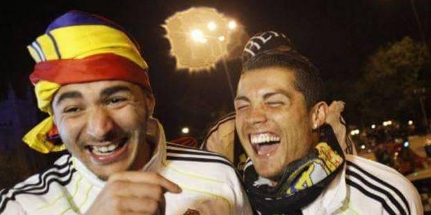Karim Benzema réagit à la défaite des Bleus, les Twittos y décèlent de l'ironie - La DH