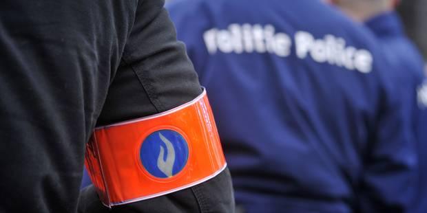 Flémalle: Deux policiers blessés par automobiliste qui tentait d'échapper à un contrôle - La DH