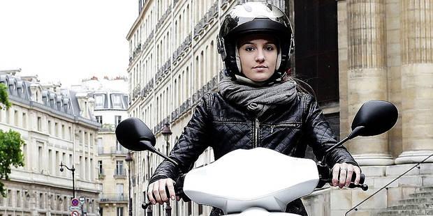 Des scooters électriques en libre-service à Bruxelles - La DH