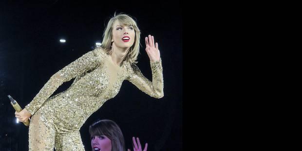 Taylor Swift, reine des célébrités, selon Forbes - La DH