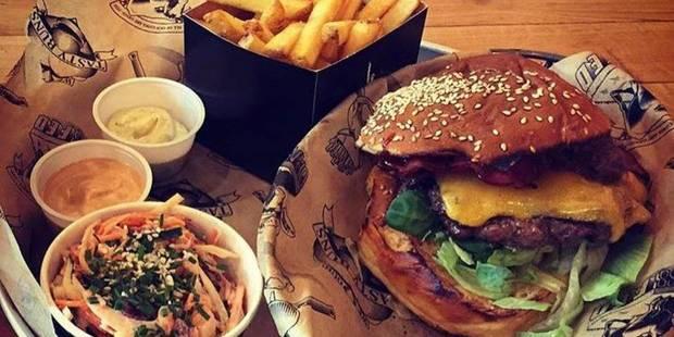 Les meilleurs burgers: notre sélection pour cette nuit américaine - La DH