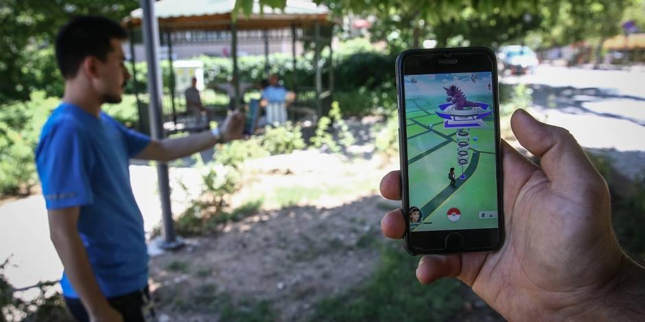 Le jeu Pokémon Go arrive en Europe