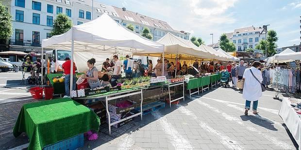 Bruxelles: le coût réel des marchés dominicaux - La DH