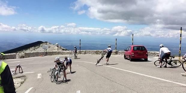 """Prudhomme: """"Le Mont Ventoux ? La bagarre sera formidable, j'en suis certain"""" (INFOGRAPHIE) - La DH"""