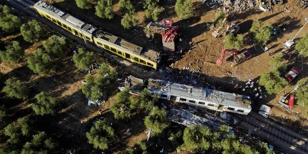 """Un chef de gare reconnaît son erreur après l'accident de train en Italie: """"C'est moi qui ai fait partir ce train"""" (PHOTO..."""