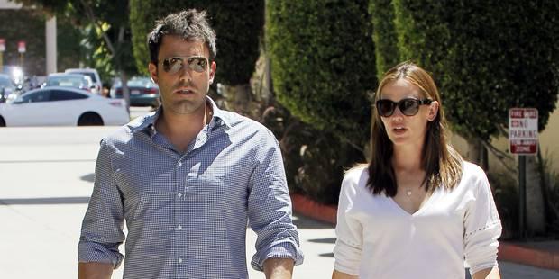 Jennifer Garner et Ben Affleck vont-ils vraiment divorcer? - La DH