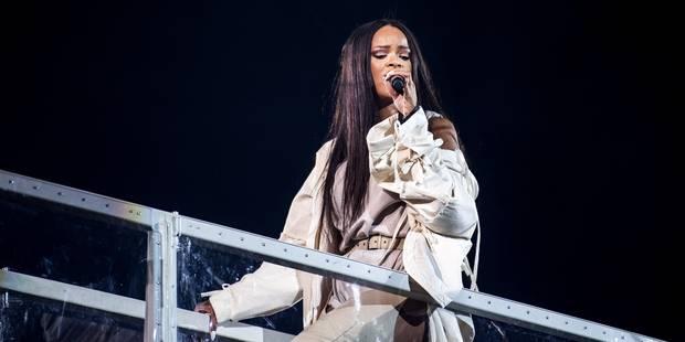 Rihanna contrainte d'annuler son show à Nice suite à l'attentat - La DH