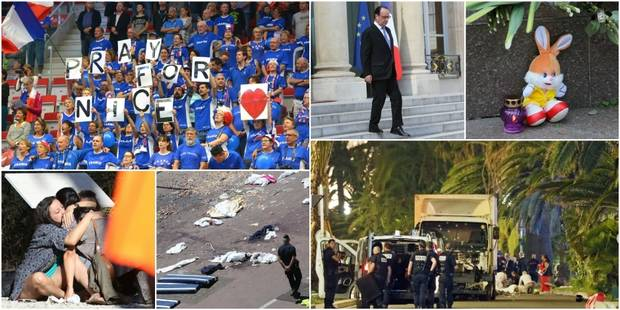L'attentat de Nice a fait 84 morts, dont 10 enfants, 202 blessés dont 52 en urgence absolue et 25 en réanimation - La DH
