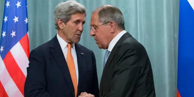 """Accord entre Russie et Etats-Unis sur des """"mesures concrètes"""" pour sauver la trêve en Syrie"""