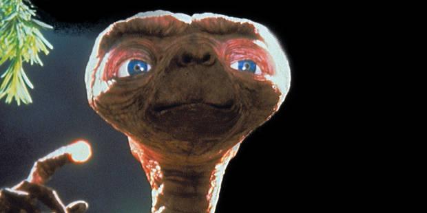 E.T., le premier extraterrestre gentil - La DH