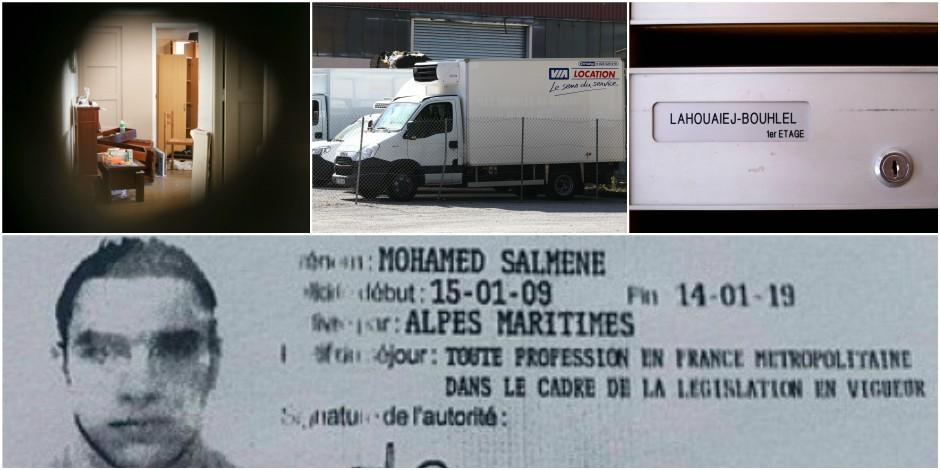 """Attentat à Nice: """"Amène plus d'armes"""", Lahouaiej-Bouhlel a envoyé un SMS avant l'attaque"""
