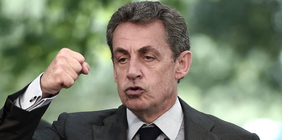 """Sarkozy: """"Tout ce qui aurait dû être fait depuis 18 mois ne l'a pas été"""""""