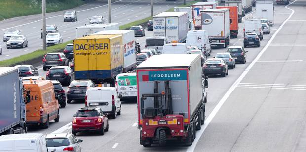 BW: un habitant sur quatre travaille à Bruxelles - La DH