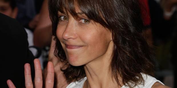 Sophie Marceau officialise avec Cyril Lignac et tacle la presse people au passage - La DH