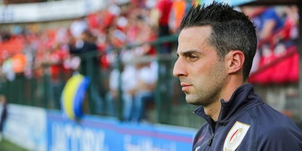 """Yannick Ferrera: """"Si on joue demain, je sais qui aligner"""" - La DH"""