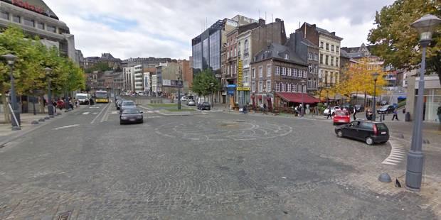 """Liège: Ils sèment la panique en tirant """"à blanc"""" dans les rues - La DH"""