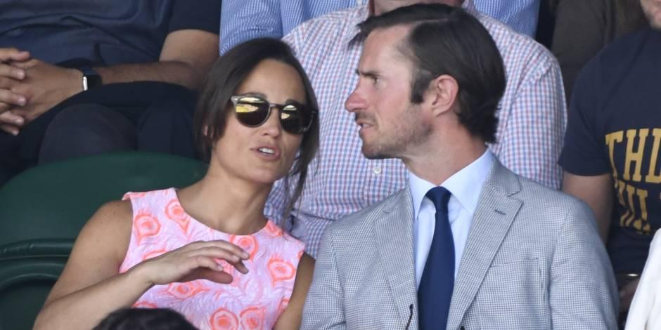 Cette fois c'est fait, Pippa Middleton est fiancée !