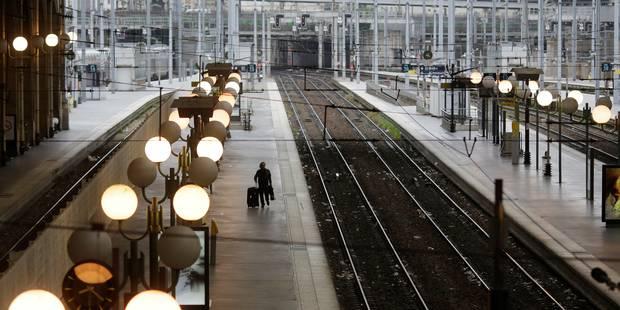 France: reprise du trafic des trains Eurostar et Thalys après un incendie - La DH