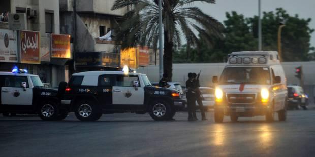 """Arabie saoudite: """"menace imminente"""" contre des Américains à Jeddah - La DH"""