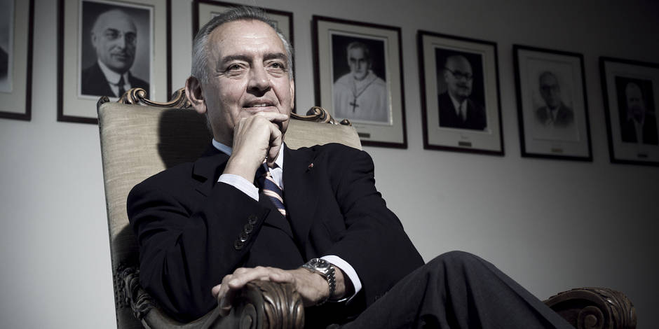 L'ancien président de l'Union belge Jan Peeters est décédé
