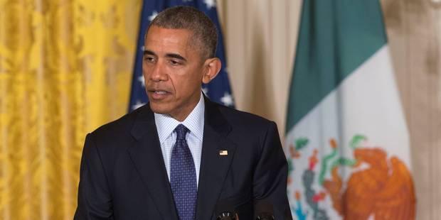 Obama: la vision apocalyptique de Trump ne correspond pas à la réalité - La DH