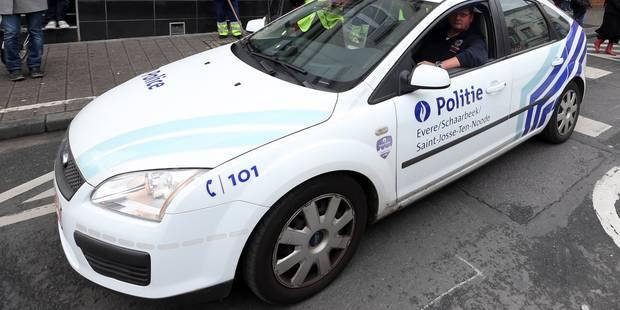 Deux hommes arrêtés après une course-poursuite à Saint-Gilles - La DH