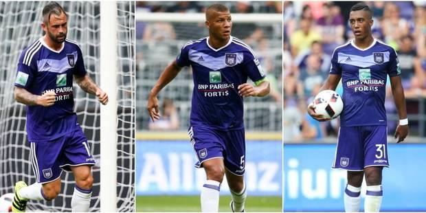 Qui sera le nouveau capitaine d'Anderlecht ? - La DH