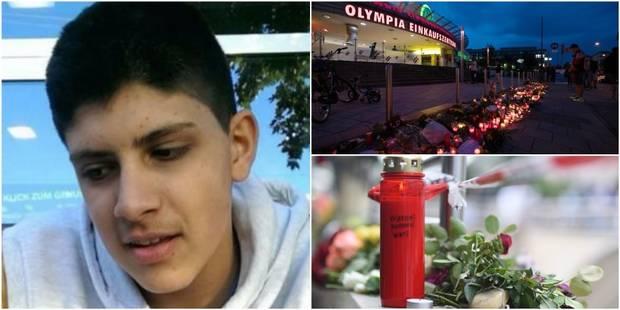 Le tireur de Munich était harcelé à l'école et avait promis de se venger (PHOTOS) - La DH