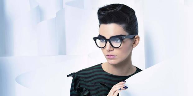 Kendall Jenner est l'image Fendi pour cet hiver - La DH