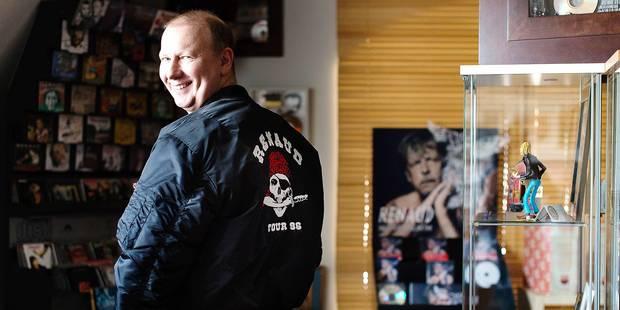 Wanze - Olivier Bovenisty: Collectionneur de disques et autres articles autour du chanteur Renaud: