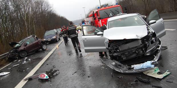 BW: trois accidents avec blessés par jour - La DH