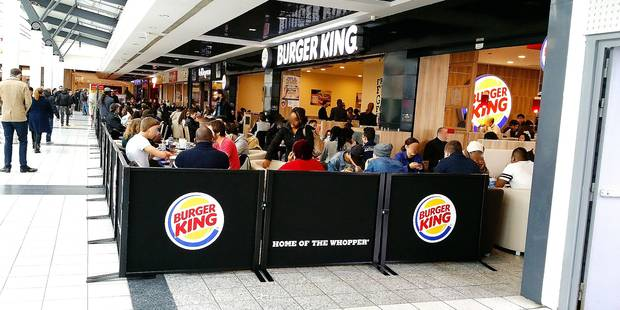 Burger King achète Quick: le match des burgers ! - La DH