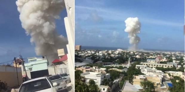 Somalie: 8 tués dans deux explosions près de l'aéroport de Mogadiscio (VIDEO) - La DH