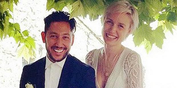 K. Maro s'est marié avec l'ex de Cyril Lignac - La DH