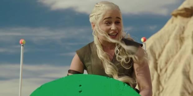 Découvrez le bêtisier de la saison 6 de Game of Thrones (VIDEO) - La DH