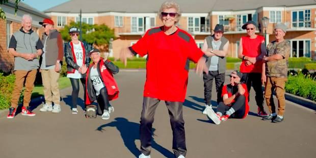 Des retraités s'amusent à parodier « Shake It Off » de Taylor Swift dans un clip - La DH