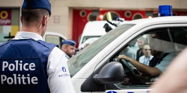 Course-poursuite à Saint-Gilles: deux suspects inculpés et remis en liberté après audition - La DH