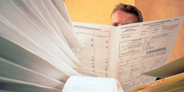 Les Belges à la 2e place européenne des salariés les plus taxés - La DH