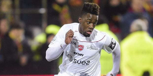 Valenciennes officialise Mbenza au Standard pour 4 ans - La DH