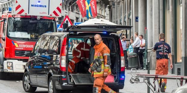 Bruxelles: un meurtre rue de l'Écuyer (PHOTOS) - La DH
